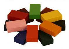 Stockmar Beeswax Crayons, Set of 12 Blocks in Carton by Stockmar. $19.99. 12 blocks each 1.61x0.91x0.47 inch. 12 colors assorted. cardboard box. Everyone has heard of Stockmar Wax Crayons and Blocks. It is no surprise. They meet the highest educational, aesthetic and artistic demands. Elegant design with an attractive packaging and pleasant fragrance, Stockmar Wax Crayons appeal to the child's senses. How the colours shine and how versatile they are! Whether drawing, ...