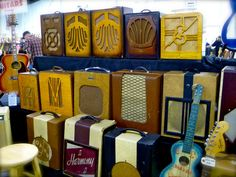 Cool old Amps