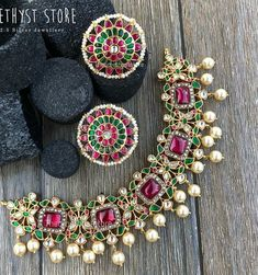 bridal jewelry for the radiant bride Silver Jewellery Indian, Indian Wedding Jewelry, Bridal Jewelry, Silver Jewelry, 925 Silver, Sterling Silver, Silver Rings, Silver Bracelets, Diamond Necklaces