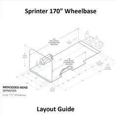 "Sprinter Layout Guide 170"" WB 