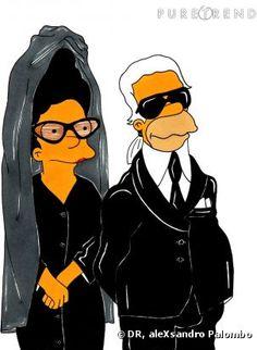 La Mode vs. The Simpson