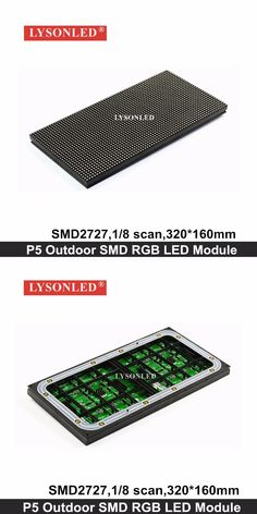 Lysonled 2017 Special Offer P5 LED Module Outdoor SMD2727 Full Color 320x160mm, P5 SMD Outdoor Full Color LED Display Module