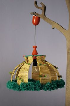 recycled lamps - stuffbox.lv