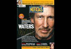 Waters Gate, la tapa de Revista Noticas que sale esta noche.