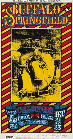 Neil Young concert posters | Neil Young News