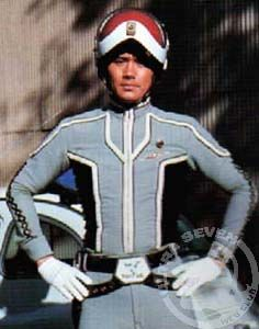 Dan Moroboshi from Ultraseven