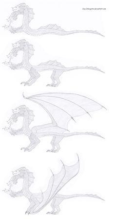 Hydra - Serpent/Drake/Dragon/Wyvern concepts
