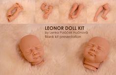 Leonor doll kit