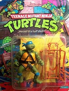 Teenage Mutant Ninja Turtles Action Figures: Leonardo