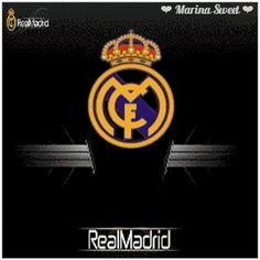 Real Madrid Escudo Animación