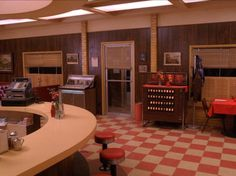 Double R Diner, Twin Peaks