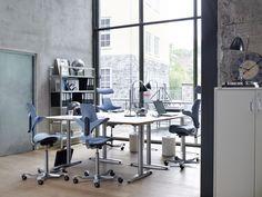New additions of HÅG Capisco and HÅG Capisco Puls! #InspireGreatWork #design #Scandinavian #office