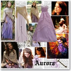 """Aurora - Of Once Upon A Time"" by opelazar on Polyvore"