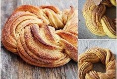 Эстонские булочки - приготовление
