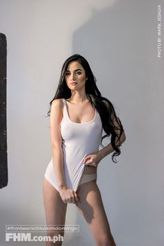 FHM Philippines introduces carshow babe Kim Domingo as the cover girl for the FHM December 2015 issue. Get to know this stunning lady soon Kim Domingo, Philippine Women, Filipina Beauty, Bikini Dress, Beautiful Asian Girls, Beautiful Women, Sexy Hot Girls, Woman Crush, Asian Woman