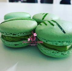 #macarons #macaronvert #pistache #ganachepistache #macaronpistache #patisserie #meringueitalienne #macaronsmeringueitalienne #patisseriefrançaise #dessert #instafood #marlyleroi #douceursucrees