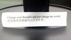 Twitter / duarte_vasco: Best. Change. Quote. Eva! ...