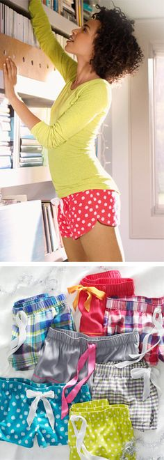Cute house shorts / boxers