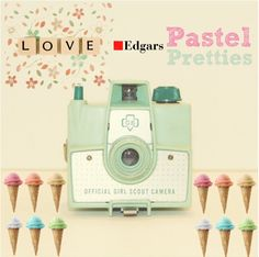 Cover Edgars Summer Pastels