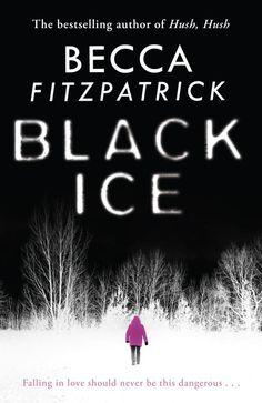 Black Ice - Becca Fitzpatrick, UK pb redesign