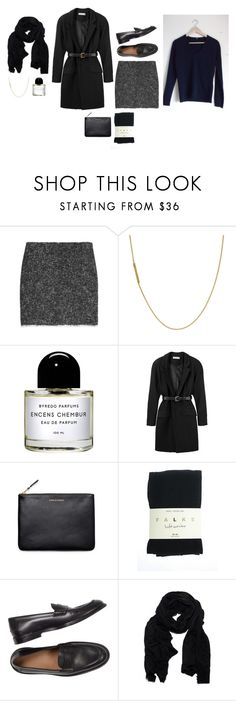 """Untitled #189"" by bittealt ❤ liked on Polyvore featuring K Karl Lagerfeld, Byredo, Preen, Falke and Faliero Sarti"