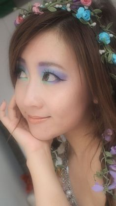 Bubz Beauty - Whimsical Fairy Makeup