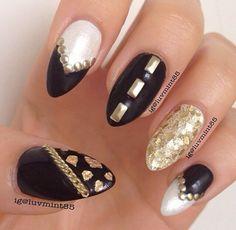 13 Best Nails Images On Pinterest Nail Art Designs Fingernail