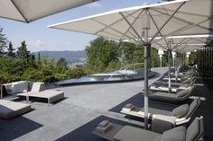 Dolder Grand Spa Terrace