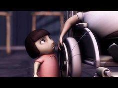 Hoe lastig afscheid nemen is? Bekijk deze animatie. #opa
