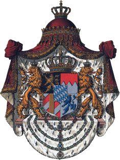 Wappen Königreich Bayern