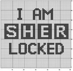 I am SHERlocked by Native Star, via Flickr