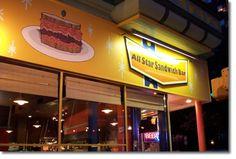 All Star Sandwich Bar in Cambridge, MA (Inman Square)