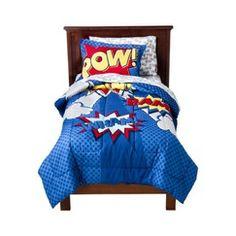 Circo® Comic Bedding Set - Blue