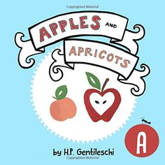 Apples, Lettering, Amazon, Books, Amazons, Libros, Riding Habit, Book, Drawing Letters