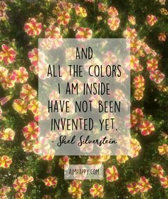 It's a colorful time of year, with petals beginning to open all around us, creatures awakening, and landscapes seeming to come back to life. These lovely quotes about color highlight the joy life is infused with because we know color.