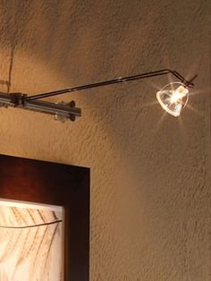 Wall Mounted Track Lighting Pleasing Track Lighting Doesn't Have To Be Mounted On The Ceilingwall Decorating Design