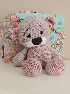 Ravelry: Tummy Teddy pattern by Mari-Liis Lille