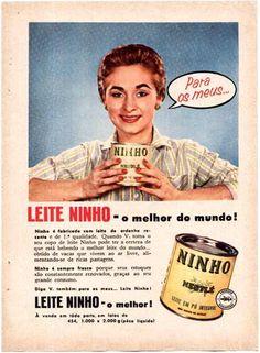 Leite Ninho... hummm....