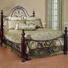Bryant+Metal+Bed+or+Headboard +found+at+@JCPenney+