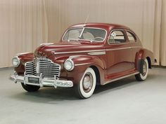 1941 Buick Special Drivers Side Front View