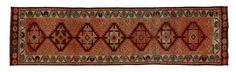esmailirugs 2 x 8 Vintage Oushak Rug 51679