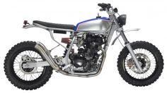 Kawasaki KLR650 Scrambler 3