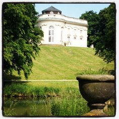Schloss Richmond in Braunschweig. Wedding location of love and romantic feeling