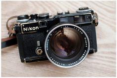 -Vintage camera