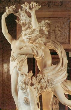 Daphne & Apollo by Bernini in Villa Borghese - Villa Borghese was amazing. Might be the best collection of art in Italy. The leaves on this statue were so detailed and fragile looking.