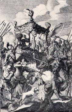 The capture of Atahualpa and the Spanish conquest of Peru