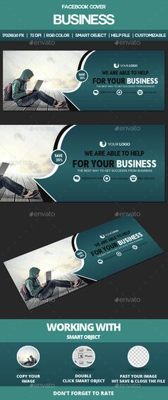Facebook Cover Template PSD. Download here: http://graphicriver.net/item/facebook-cover-/14744813?ref=ksioks