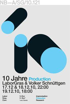 LaborGras poster series — Neubau Berlin