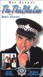 The Thin Blue Line - Ben Elton, I took a chance on this show and really enjoyed it Rowan Atkinson is so great and the support cast too... well done and super witty! If you like British Comedy, check it out.