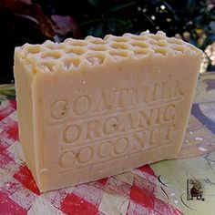 Natural Goat's Milk and Organic Coconut Milk (Bar Soap)-Fragrance Free - Great For Sensitive Skin Natural Handcrafted Soap http://www.amazon.com/dp/B001AKP7SO/ref=cm_sw_r_pi_dp_WZfbxb0MBC9ZQ